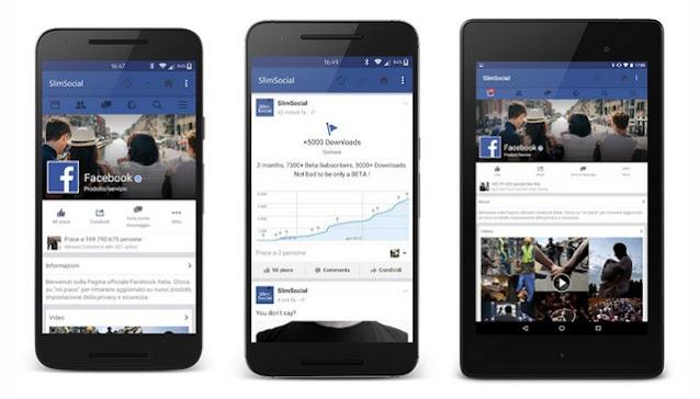 أفضل تطبيقات بديلة لفيسبوك للأندرويد