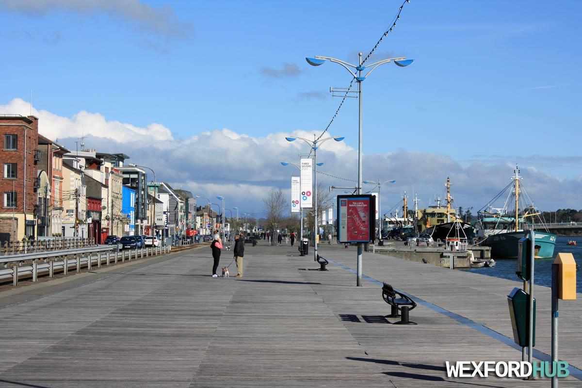 Wexford boardwalk