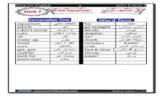 مراجعة جميع كلمات اللغة الانجليزية الصف الخامس الابتدائى الترم الثانى مستر محمود ابو غنيمة راجع كل كلمات الانجليزي خامسة ابتدائى الترم التانى