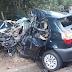 Pai e dois filhos morrem em acidente na PR-445