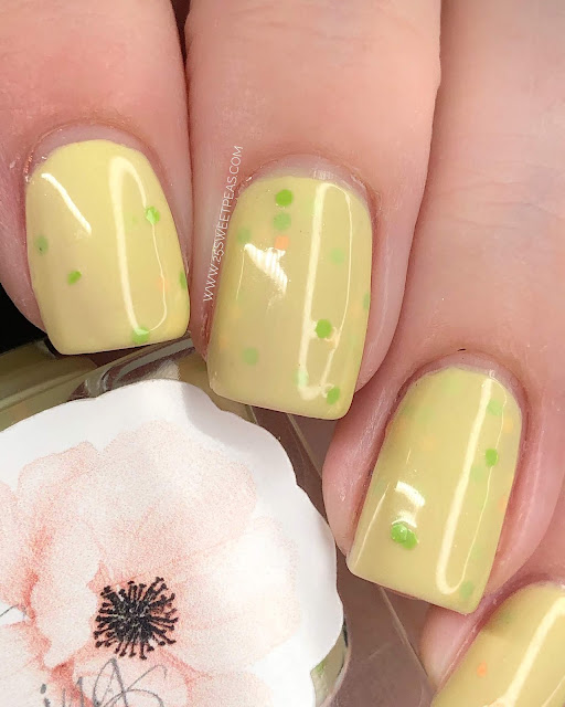 My Stunning Nails Daffodils Smile 25 Sweetpeas