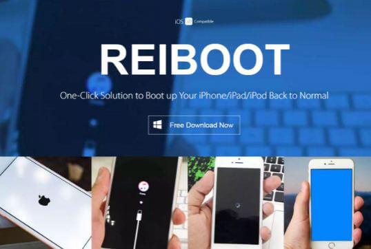 أفضل, برنامج, لإصلاح, اعطال, الايفون, وضبط, وضع, الاسترداد,  ReiBoot