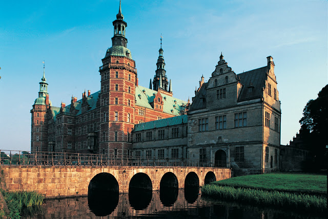 bate-voltas a partir de Copenhagen - Frederiksborg