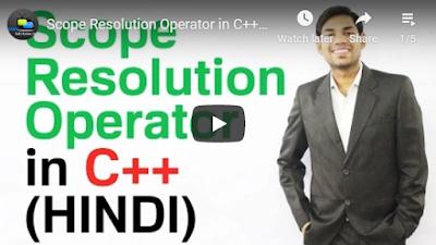 Operators in C++ (HINDI/URDU)