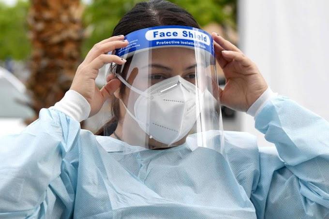 Perbedaan 5 Macam Face Shield Beserta Fungsinya