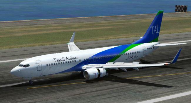 طيران الطاسيلي Tassili Airlines
