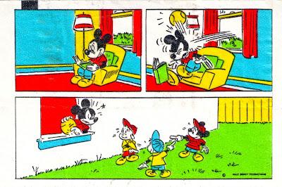 вкладыш Donald - 001