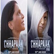 Chhapaak(2019) Movie Review, Trailer