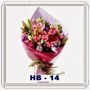 Buket Bunga Kekasih