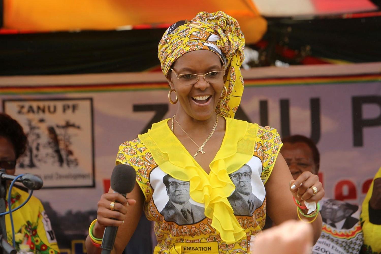 Chief Zvimba Denies Summoning Grace Mugabe