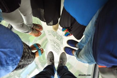 Melancong percuma ke Shanghai bersama Hai-O Marketing di TV Tower