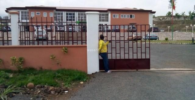 Cameroon GCE Board Building in Buea, Cameroon