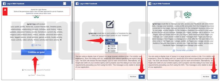 Cara Buat Status Facebook Via Sendiri Terbaru