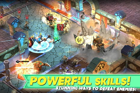 Dungeon Legends Mod Apk Android