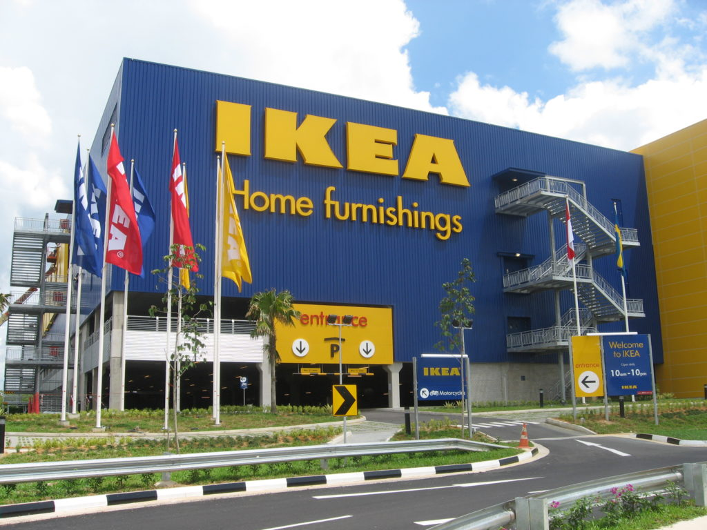 8f871d97dab5 IKEA announced plans to open its largest store in the world at the SM Mall  of Asia Complex in 2020
