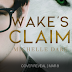 Cover Reveal - Wake's Claim by Michelle Dare