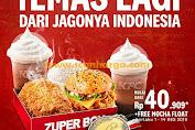 Harga Promo KFC Zuper Box Gratis Mocha Float 2020