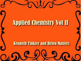 Applied Chemistry Vol II