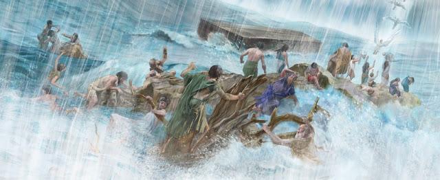 nefilim-diluvio de Noé