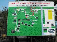 Plano visita Tuneles Cu Chi (Vietnam)