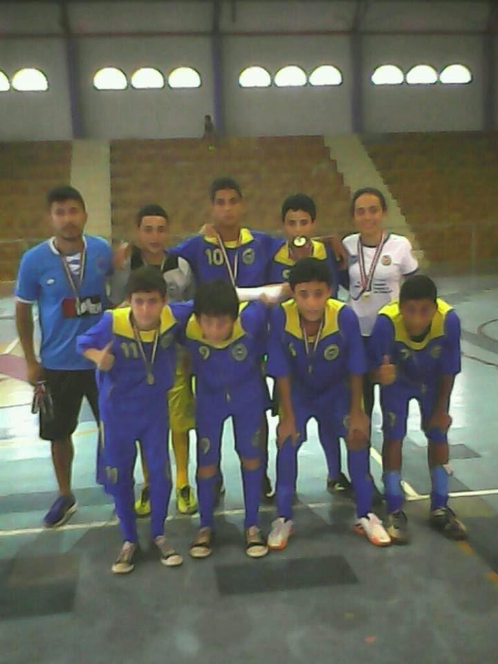 A equipe de futsal da Prefeitura de Socorro 795e9d2f6df21