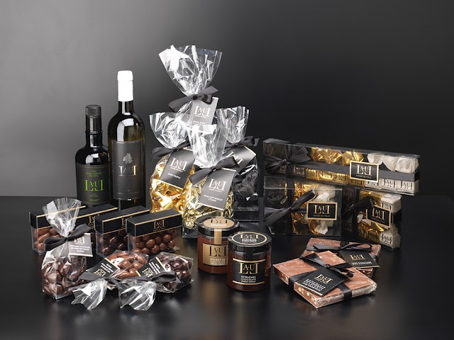 Italian gourmet chocolate that makes you swoon from La Lu