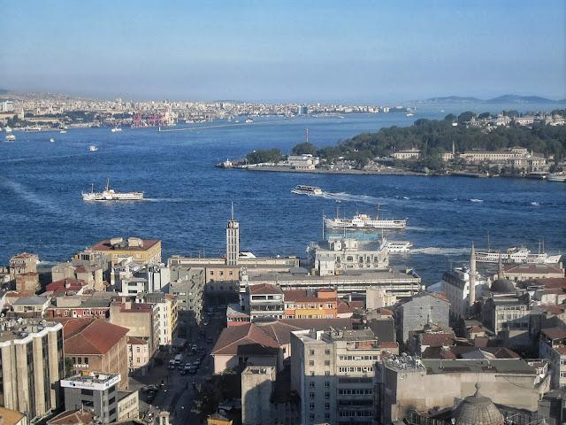 Diario del viaje a Estambul