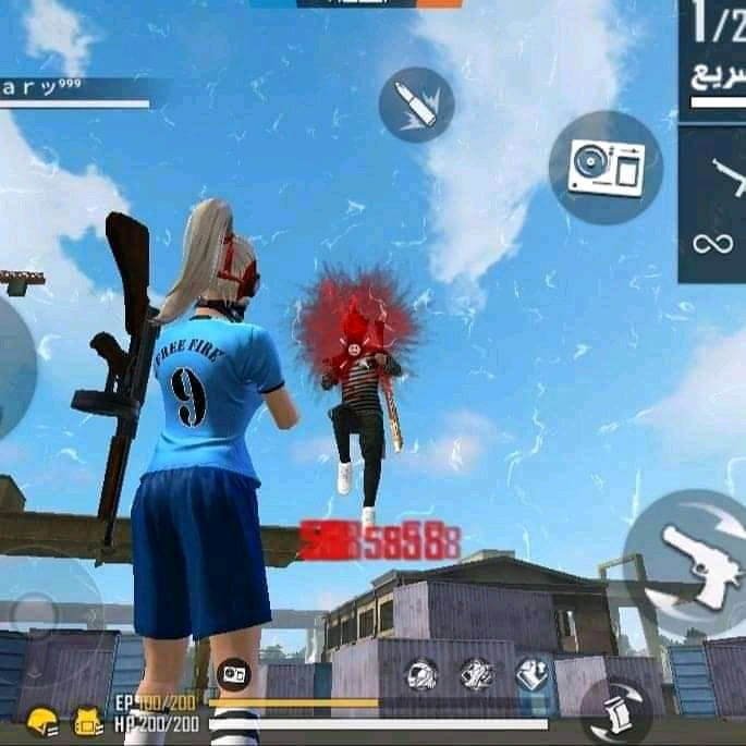 Macro free fire android