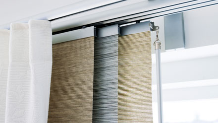 Panel Curtain Track Systems BestCurtains