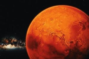 العيش في المريخ Live on Mars