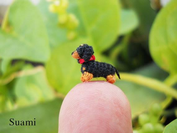 Miniaturas a Crochet