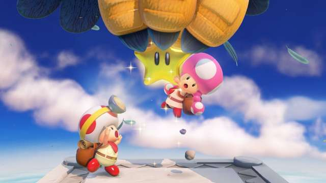 Captain Toad Treasure Tracker PC Emulado Full Español