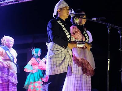 Finalis Juara Tonacanga Tonalolo 2018 Mateng