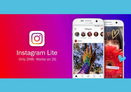 Aplikasi Instagram Lite Baru Hanya Berukuran 2MB