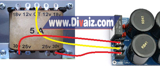 Power supply - www.divaizz.com
