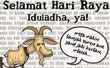 Selamat Hari Raya Idul Adha dan Hari Tasyrik 1437 H