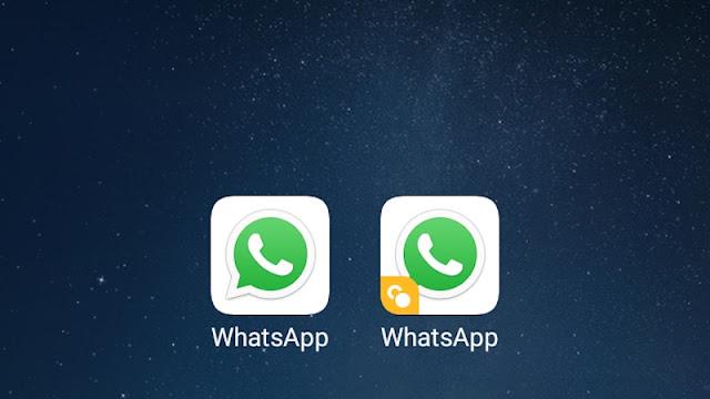 Cara Membuat Akun Whatsapp Ganda di Android