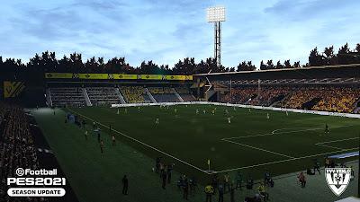 PES 2021 Stadium De Koel