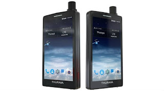 Spesifikasi Hape Satelit Thuraya X5-Touch