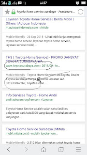 toyota home service surabaya