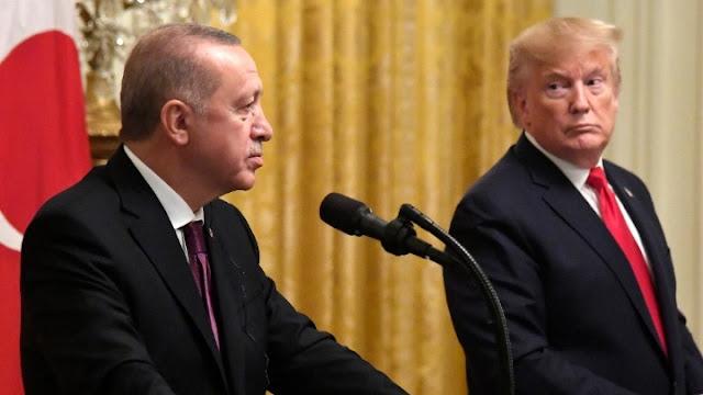 Κυρώσεις ανακοίνωσαν οι ΗΠΑ κατά Τουρκίας - Με αντίποινα απειλεί η Άγκυρα