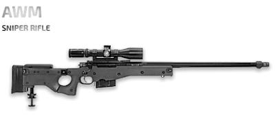 Senjata Yang Digunakan Oleh Top Global PUBG Agar CHICKEN DINNER