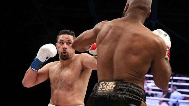 Joseph Parker defeats Shawndell Winters