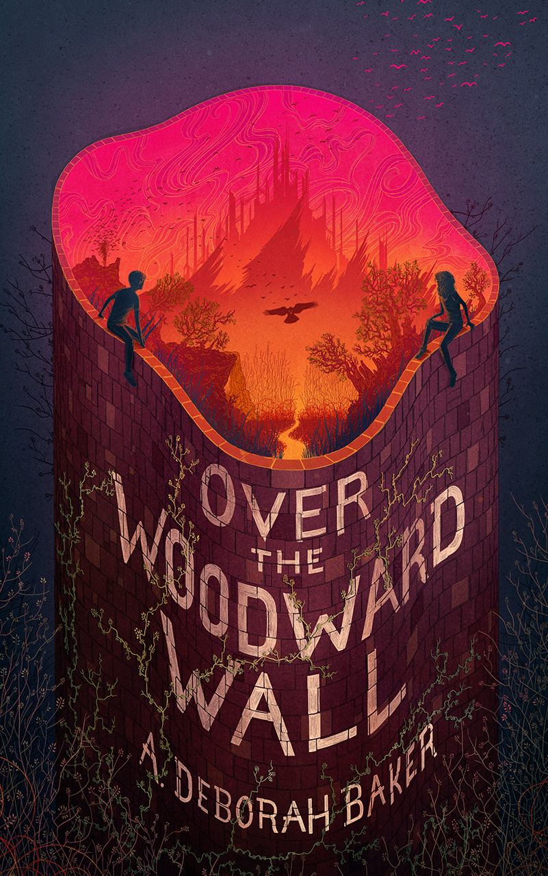 Cover of Over the Woodward Wall