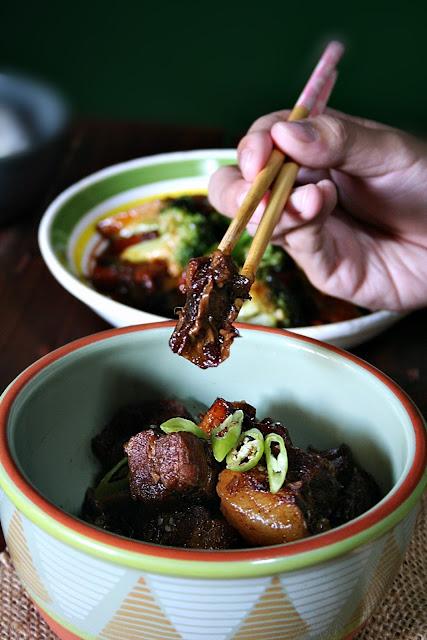 Lucky Spareribs Tien Ma Taiwanese Cuisine