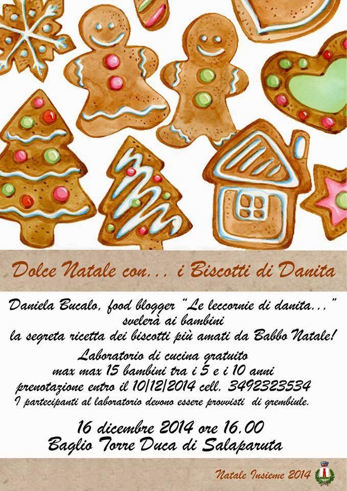 Biscotti Di Natale X Bambini.Le Leccornie Di Danita Laboratorio I Biscotti Di Babbo Natale