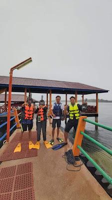 Perlengkapan Snorkling Pulau Labun