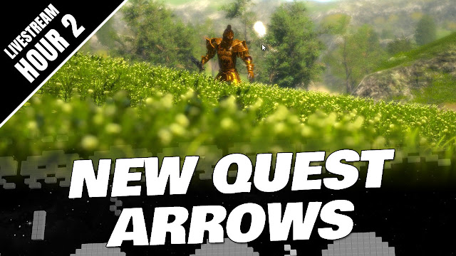 INFERNA Gameplay (Hour 2) • Quest Tracker and Quest Guide Arrows!
