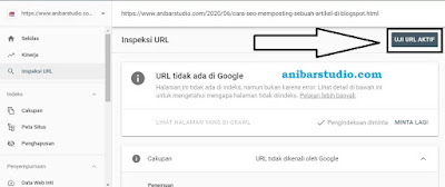 Cara Memposting sebuah artikel di Blogspot agar SEO Lebih Optimal di Mesin Pencarian Google