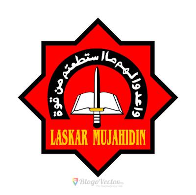 Laskar Mujahidin Logo Vector